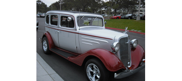 1934 Chevy 4 Door