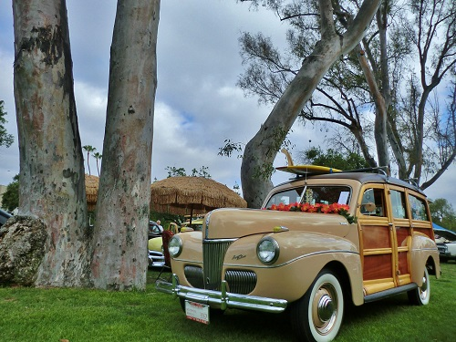 1941 Ford Woody 4 Door