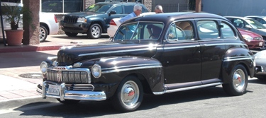 1946 Mercury4 Door