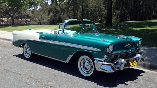 1956 Chevy Convertible