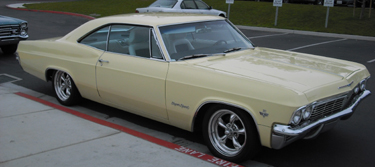 1965 Chevelle Super Sport 2 Door
